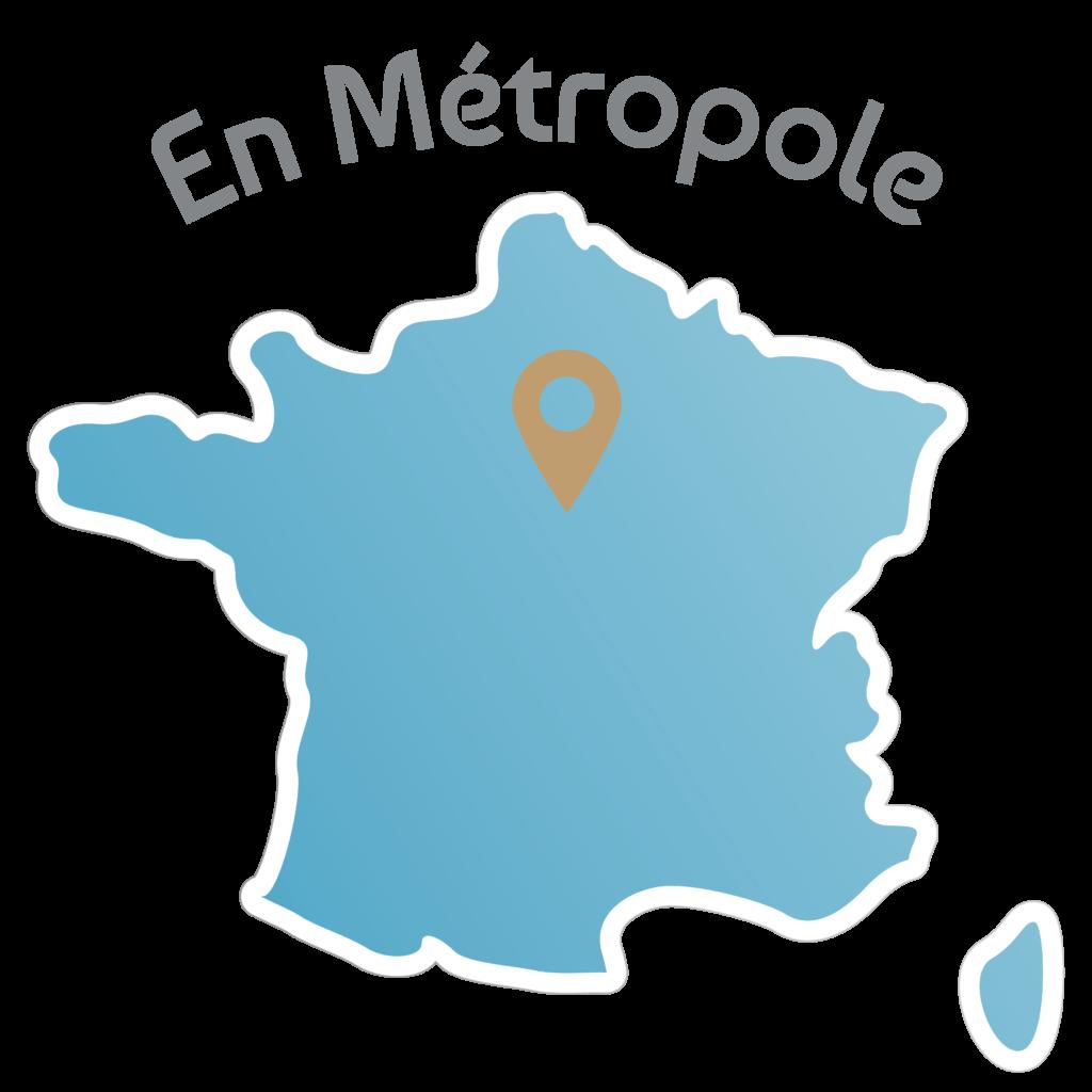 icone de l'annuaire France Massage des praticiens en métropole