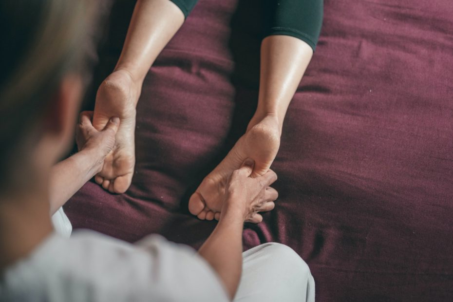 Massage - plantaire- muscle - article France massage
